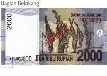 uang kertas 2000